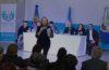 Alicia Kirchner fue abucheada por estatales a la salida de un acto en Puerto Deseado