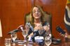 Alicia Kirchner pidió autorización a la legislatura para tomar endeudamiento de «límite indefinido»