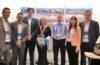 Alicia Kirchner y dos de sus ministros viajaron a Canadá para promocionar la minería