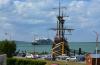 Costa propone potenciar el turismo con «la ruta de los cruceros» en la Patagonia