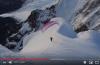Mirá aquí el vuelo en parapente desde el Cerro Torre. Video
