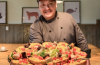El chef  que fusiona la comida  gourmet con la rústica en medio de la estepa patagónica