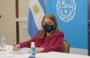 La gobernadora prorrogó el ASPO para Río Gallegos, y creó un programa de ayuda económica para el sector comercial