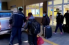 Enfermeros del SAMIC viajaron a Río Gallegos para sumarse al Hospital Regional